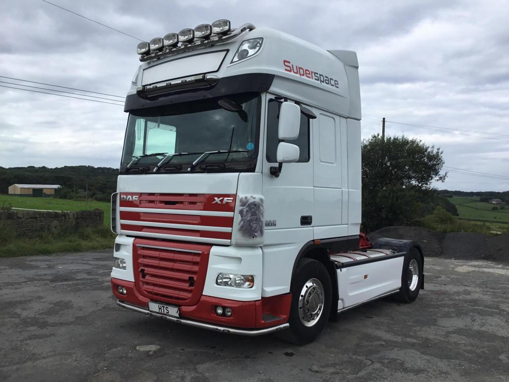 DAF XF 105 510 for Sale - HTS Ltd